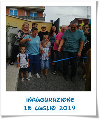 Inaugurazione 15 luglio 2019
