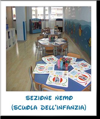 Sezione Nemo (scuola dell'infanzia)